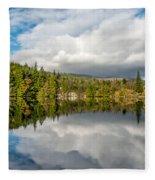 Lake Bodgynydd Fleece Blanket