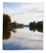 Lake Carnegie Princeton Fleece Blanket
