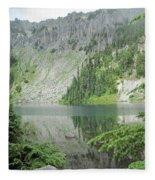 Lake Eunice Fleece Blanket
