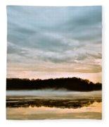 Lake Hamilton Fleece Blanket