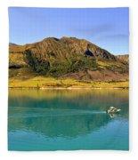 Lake Hawea Fleece Blanket