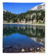 Lake Helen Fleece Blanket