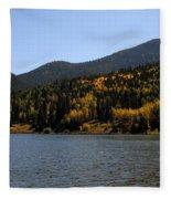 Lake Isabel Fleece Blanket