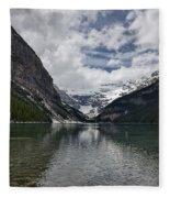 Lake Louise 2013 Fleece Blanket