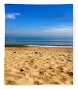 Lake Michigan Fleece Blanket