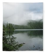 Lake Mowich Fleece Blanket