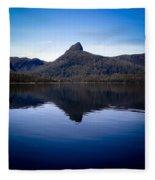 Lake St Clair Fleece Blanket