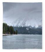 Lake Tahoe IIi Fleece Blanket