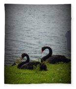 Lakeland Treasures Fleece Blanket