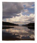 Lakeview Fleece Blanket
