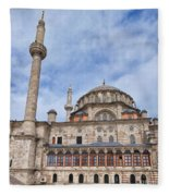 laleli Mosque 02 Fleece Blanket