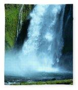 Lamolo Falls Bowl Fleece Blanket