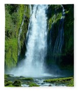 Lamolo Falls Fleece Blanket