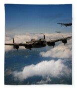 Lancaster Formation  Fleece Blanket