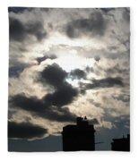 Lanciano-campanile Fleece Blanket