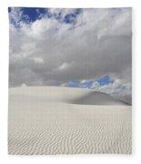New Mexico Land Of Dreams 3 Fleece Blanket
