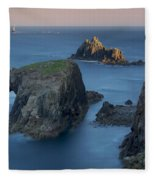 Lands End Dawn Fleece Blanket