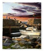 Lanes Cove Gloucester Fleece Blanket