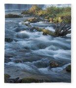 Lanesboro Dam 10 Fleece Blanket