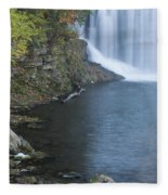 Lanesboro Dam 12 Fleece Blanket