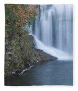 Lanesboro Dam 13 Fleece Blanket