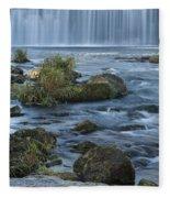 Lanesboro Dam 9 Fleece Blanket