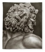 Laocoon Fleece Blanket