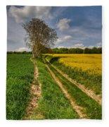 L'arbre Fleece Blanket
