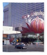 Las Vegas 8 Fleece Blanket