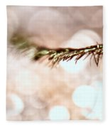 Lashes Fleece Blanket