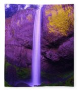 Latourall Falls Fleece Blanket