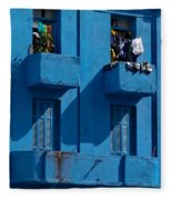 Laundry - Sao Paulo Fleece Blanket