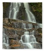 Laurel Falls Cascades Fleece Blanket