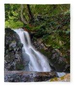 Laurel Falls Fleece Blanket