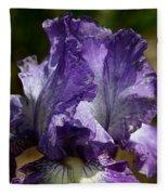 Lavender Lust Fleece Blanket