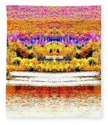Lazy River Fleece Blanket