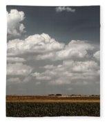 Lbj Ranch In Texas Fleece Blanket