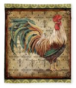 Le Coq Trio-c Fleece Blanket