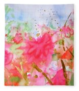 Le Jardin Fleece Blanket