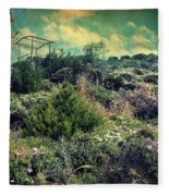 Le Printemps Fleece Blanket