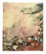 Le Souffle De L Ange Fleece Blanket