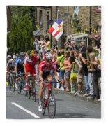 Le Tour De France 2014 - 4 Fleece Blanket