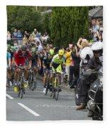 Le Tour De France 2014 - 5 Fleece Blanket