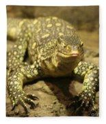 Leapin Lizards Fleece Blanket