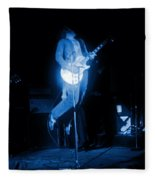 Leaping Hagar In Spokane 1977 Fleece Blanket