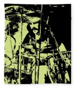 Led Zeppelin No.05 Fleece Blanket
