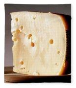 Leerdammer Cheese, Prague, Czech Fleece Blanket
