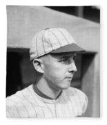 Lefty Williams (1893-1959) Fleece Blanket