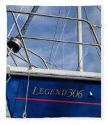 Legend 306 Fleece Blanket