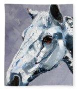 Legend - Sport Horse Fleece Blanket